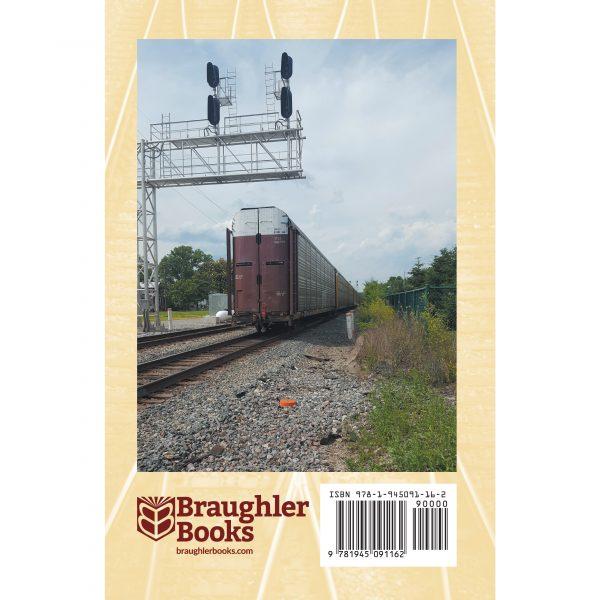 Trainspotting in Cincinnati Back Cover Image