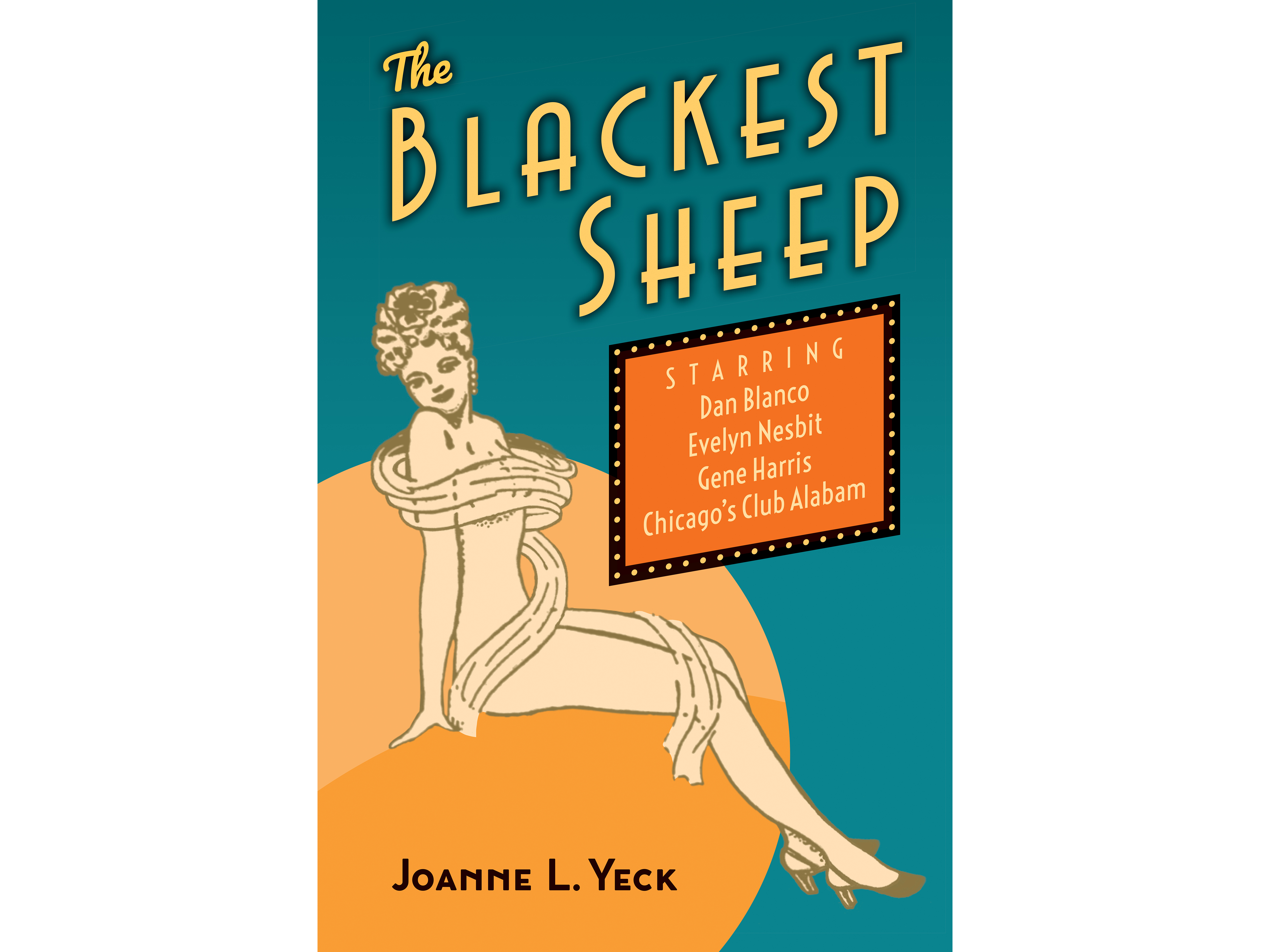 The Blackest Sheep Front Cover