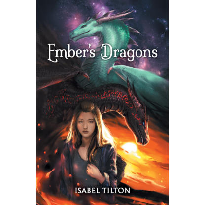 Ember's Dragons Front Cover